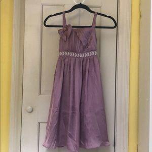 Monsoon Lavender Dress